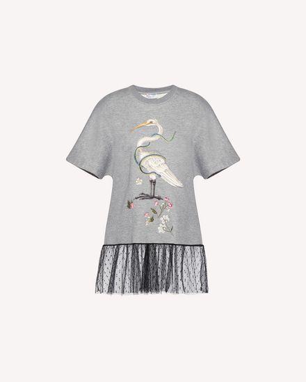 REDValentino Sweatshirt Woman QR3MF06D401 L80 a