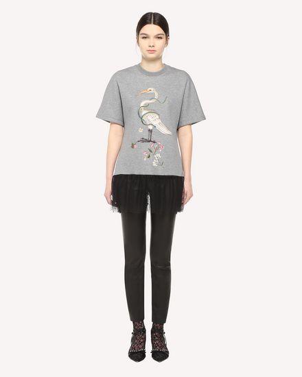 REDValentino Sweatshirt Woman QR3MF06D401 L80 f