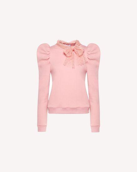 REDValentino Sweatshirt Woman QR3MF05T3YA R13 a