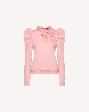 REDValentino QR3MF05T3YA R13 Sweatshirt Woman a