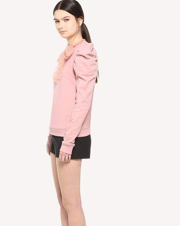 REDValentino QR3MF05T3YA R13 Sweatshirt Woman d