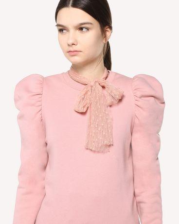 REDValentino QR3MF05T3YA R13 Sweatshirt Woman e