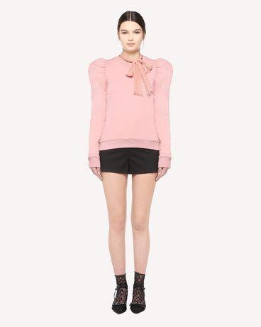 REDValentino QR3MF05T3YA R13 Sweatshirt Woman f