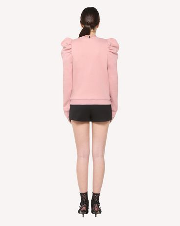 REDValentino QR3MF05T3YA R13 Sweatshirt Woman r