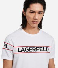 KARL LAGERFELD Logo T-Shirt 9_f