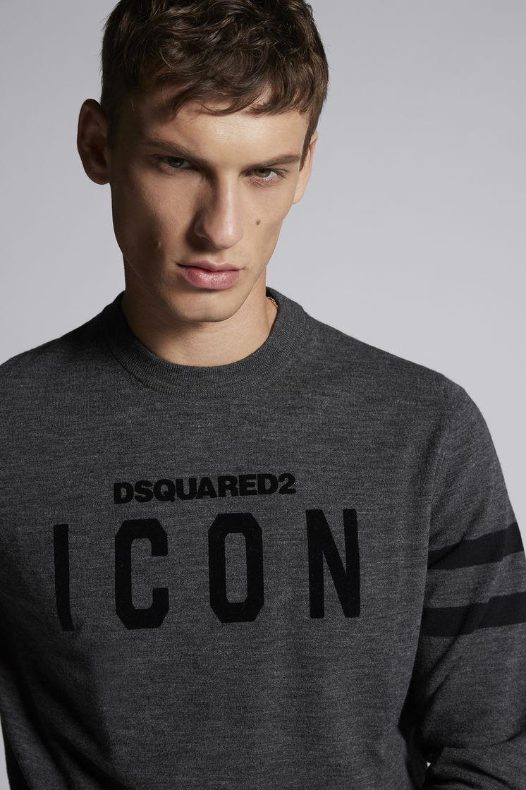DSQUARED2 Icon Pullover Pullover Man