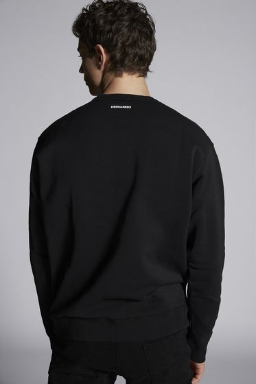 DSQUARED2 Sweatshirt Man S74GU0281S25030990 b