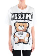 T-shirt maniche corte Donna MOSCHINO