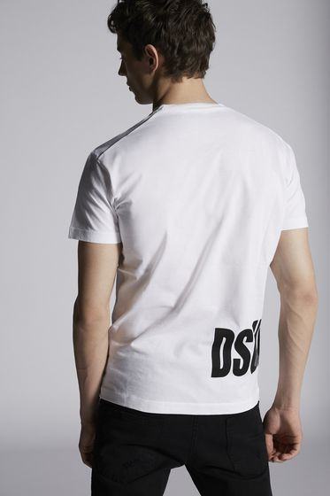 DSQUARED2 Short sleeve t-shirt [*** pickupInStoreShippingNotGuaranteed_info ***] S71GD0718S22427100 b