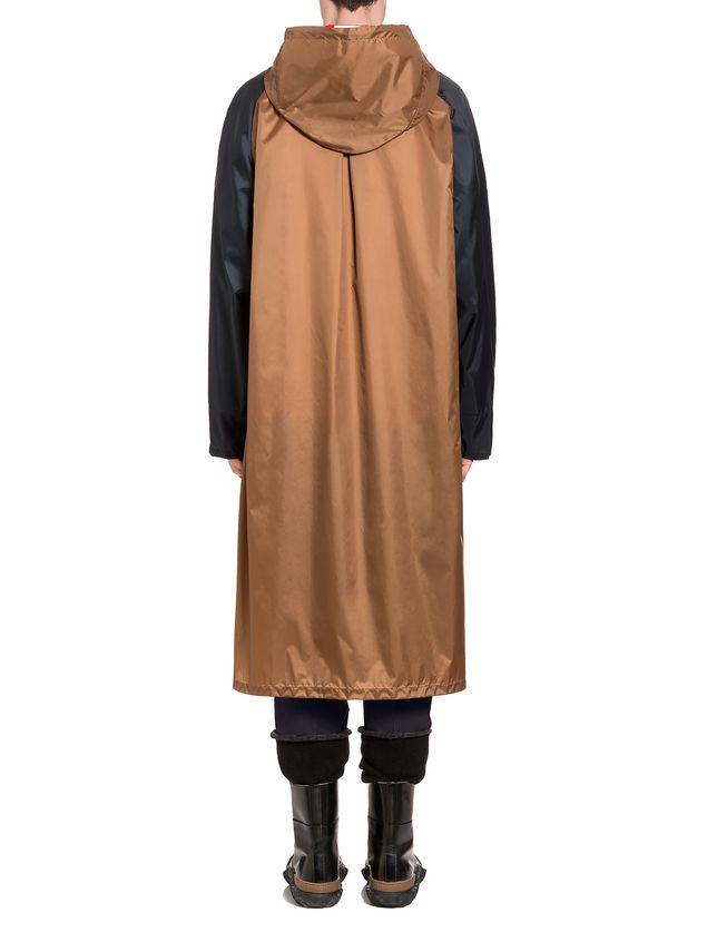 Marni Coat in light coated nylon Man