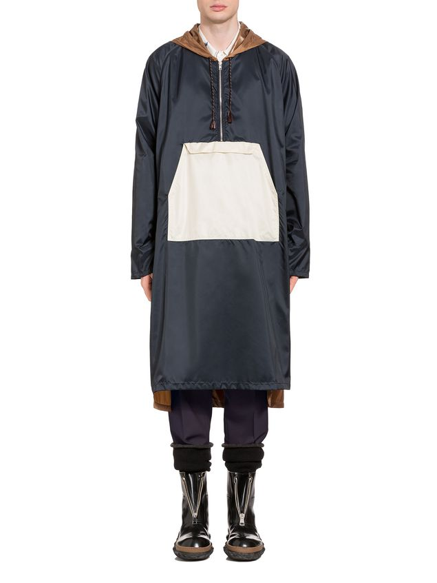 Marni Coat in light coated nylon Man - 1