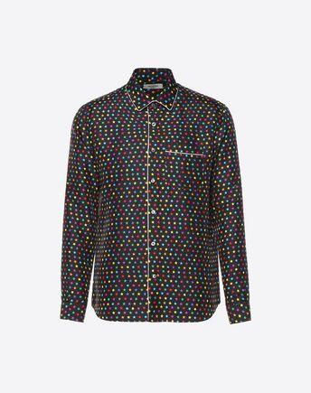 VALENTINO Shirt U Camoushuffle shirt jacket f