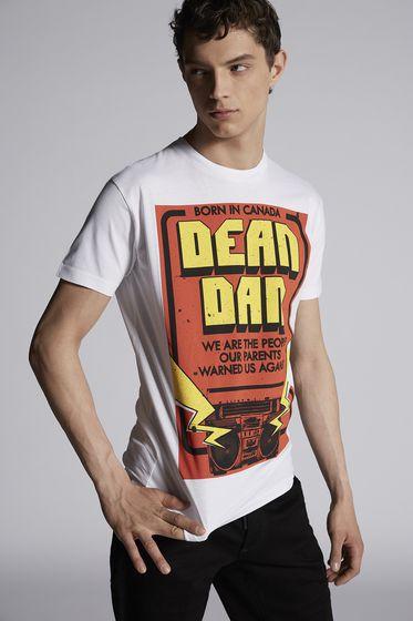 DSQUARED2 短袖T恤 男士 S71GD0718S22427100 m