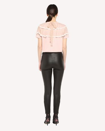 REDValentino QR3MG09T40G 377 T-Shirt Woman r
