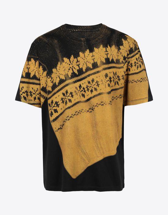 MAISON MARGIELA Printed T-shirt Short sleeve t-shirt [*** pickupInStoreShippingNotGuaranteed_info ***] f