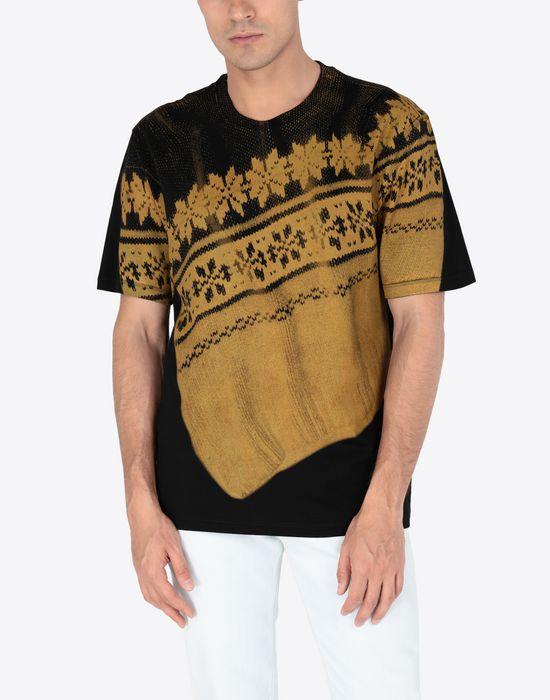 MAISON MARGIELA Printed T-shirt Short sleeve t-shirt [*** pickupInStoreShippingNotGuaranteed_info ***] r