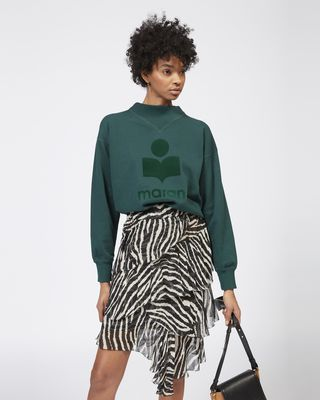 ISABEL MARANT ÉTOILE SWEATSHIRT Woman MOBY sweatshirt r