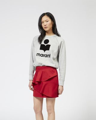 ISABEL MARANT ÉTOILE SWEATSHIRT Woman MILLY sweatshirt r