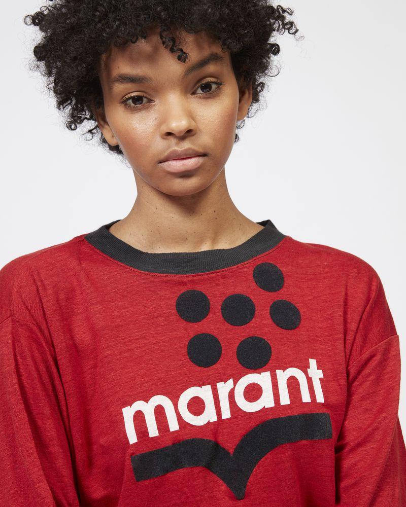KLOWYN long sleeved T-shirt ISABEL MARANT ÉTOILE