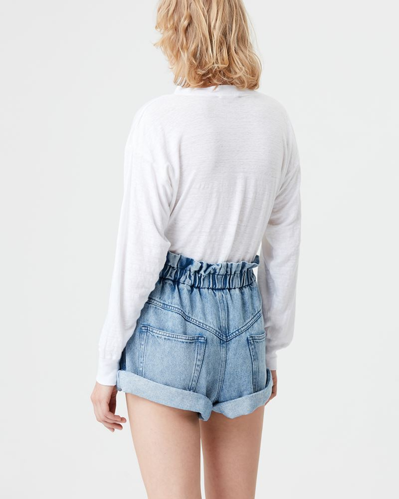 KLOWIA long sleeved T-shirt ISABEL MARANT ÉTOILE