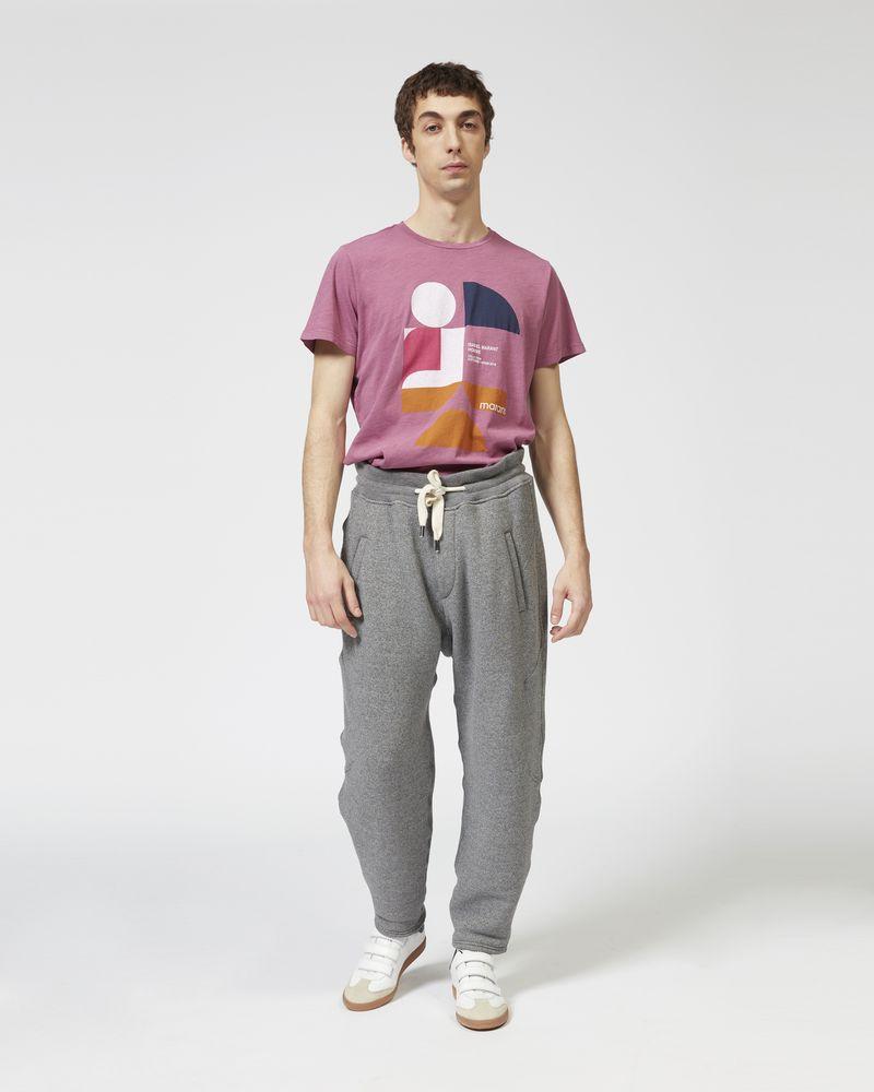 ZAFFERH printed T-shirt ISABEL MARANT