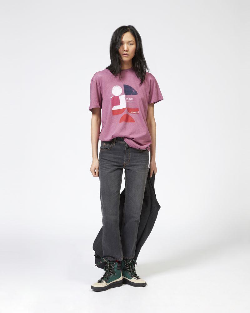 TEWEL printed T-shirt ISABEL MARANT ÉTOILE