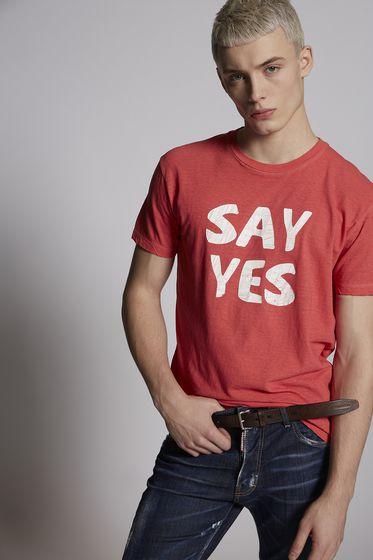 DSQUARED2 T-shirt maniche corte Uomo S74GD0412S22844900 m