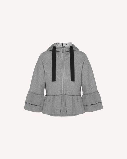 REDValentino Sweatshirt Woman QR3MF06B3YY L80 a