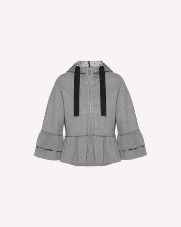 REDValentino QR3MF06B3YY L80 Sweatshirt Woman a