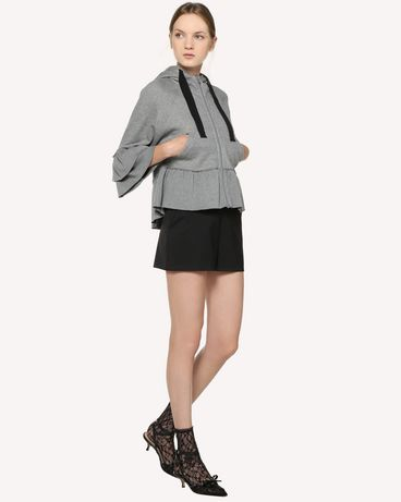 REDValentino QR3MF06B3YY L80 Sweatshirt Woman d