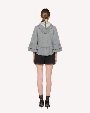 REDValentino QR3MF06B3YY L80 Sweatshirt Woman r