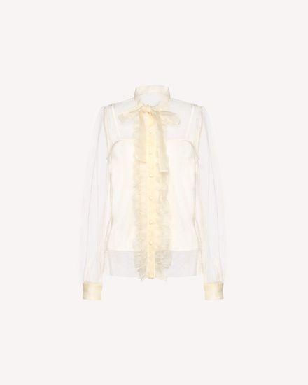 REDValentino 衬衫 女士 QR3AB02Y3TWA03 a