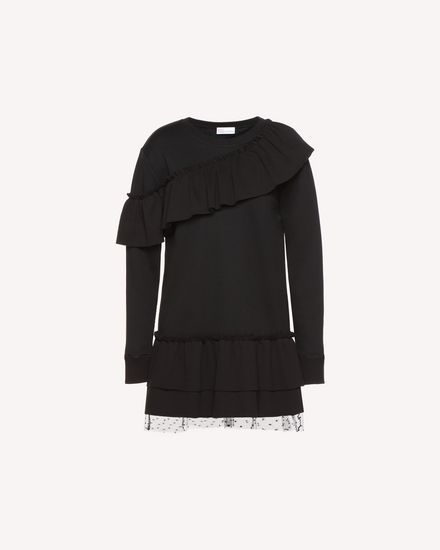 REDValentino Sweatshirt Woman QR3MF05S3Y90NO a