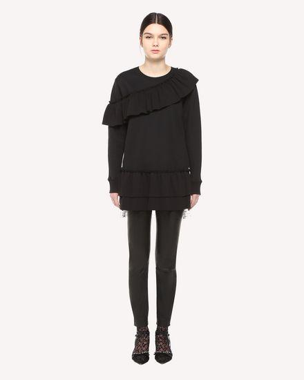 REDValentino Sweatshirt Woman QR3MF05S3Y90NO f
