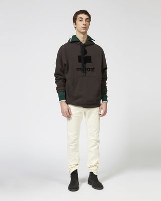 ISABEL MARANT SWEATSHIRT Man MILEY oversize sweatshirt r