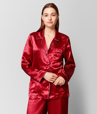 BACCARA ROSE SATIN TOP