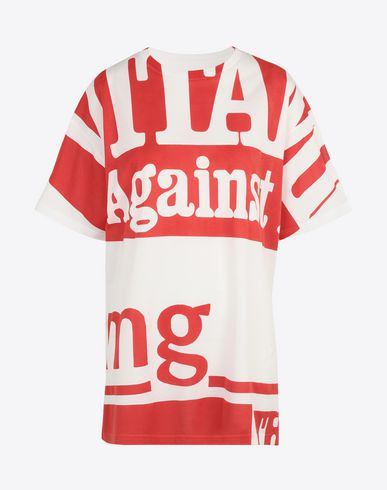 MAISON MARGIELA Short sleeve t-shirt [*** pickupInStoreShipping_info ***] Vitamin T-shirt f