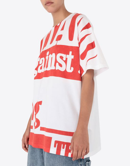MAISON MARGIELA Vitamin T-shirt Short sleeve t-shirt [*** pickupInStoreShipping_info ***] a