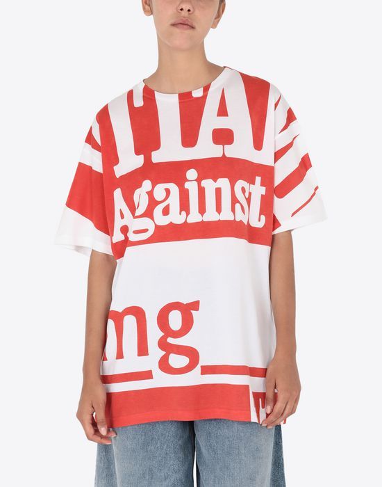 MAISON MARGIELA Vitamin T-shirt Short sleeve t-shirt [*** pickupInStoreShipping_info ***] r