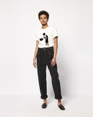 Tee-shirt en coton YARDLEY