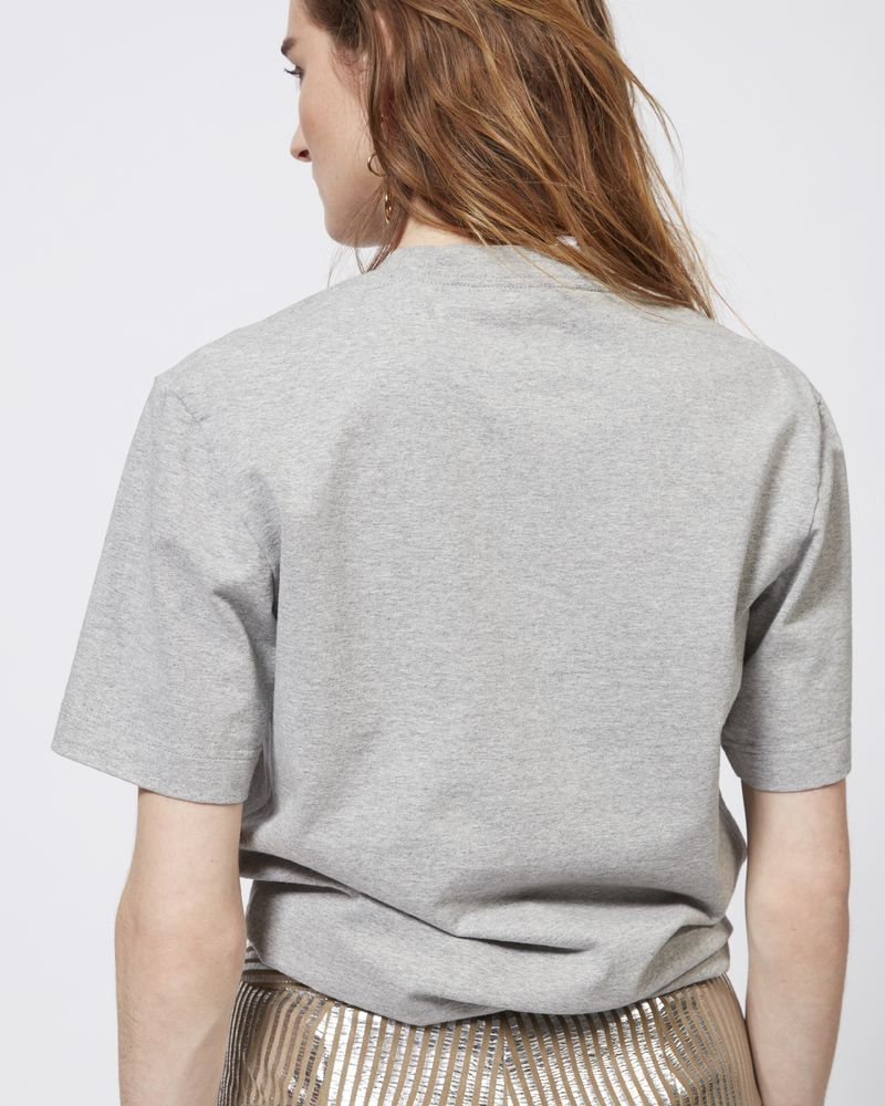 YARDLEY cotton T-shirt ISABEL MARANT
