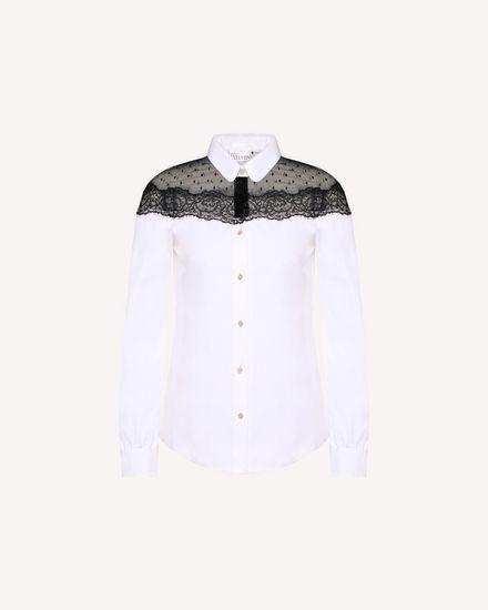 REDValentino Shirt Woman QR0AB2902G5 001 a