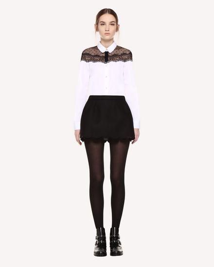 REDValentino Shirt Woman QR0AB2902G5 001 f