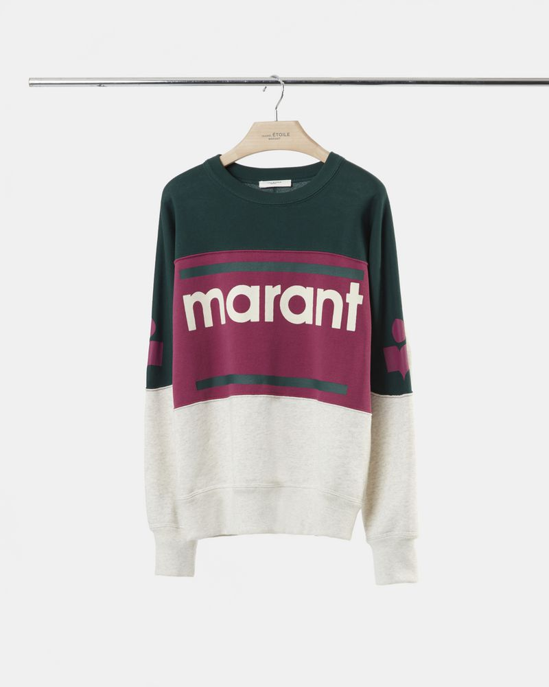 GALLIAN three colour sweatshirt ISABEL MARANT ÉTOILE
