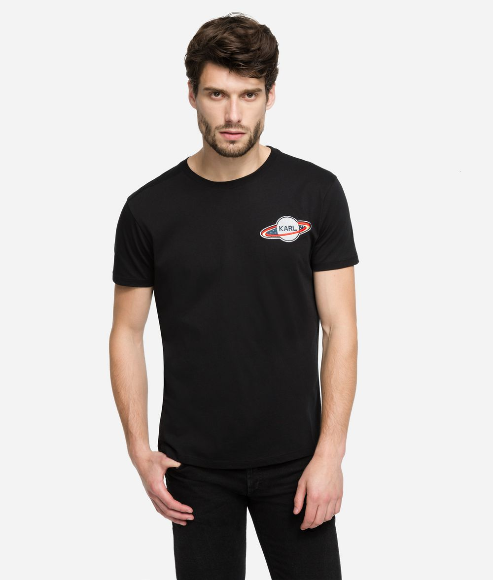 KARL LAGERFELD KARL SPACE T-SHIRT  T-shirt Man f