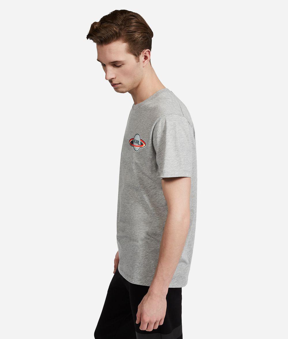 KARL LAGERFELD KARL SPACE T-SHIRT  T-shirt Man d