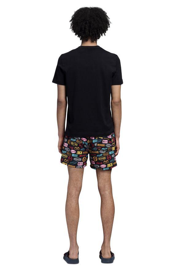 MISSONI Beachwear T-Shirt Man, Rear view