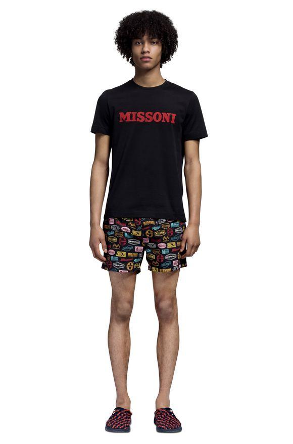 MISSONI Beachwear T-Shirt Man, Frontal view