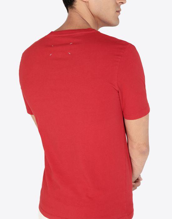 MAISON MARGIELA Cotton jersey T-shirt Short sleeve t-shirt [*** pickupInStoreShippingNotGuaranteed_info ***] b