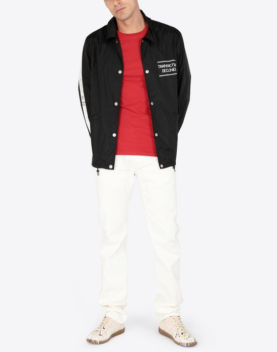 MAISON MARGIELA Cotton jersey T-shirt Short sleeve t-shirt [*** pickupInStoreShippingNotGuaranteed_info ***] d